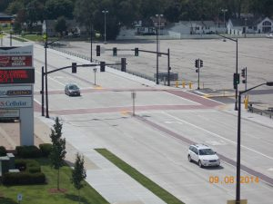 Oneida Street Reconstruction - Brown County, WI - 2015 ACPA Excellence in Concrete Pavements Silver Award Winner: Municipal Streets & Roads less than 30,000 SY.