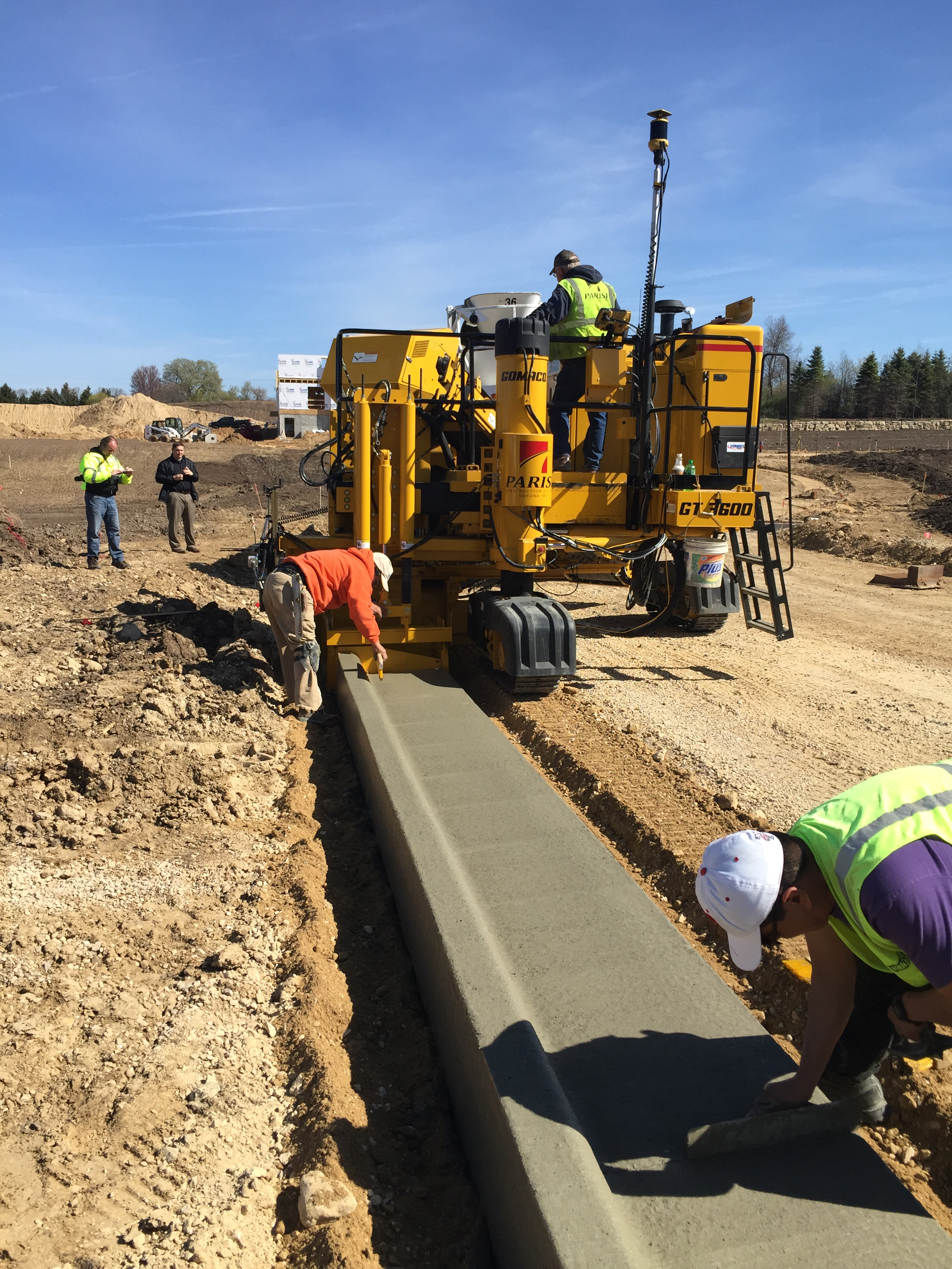 Parisi Construction Company Is The First Wisconsin